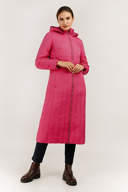 Пальто женское, Модель A19-32047, Фото №1
