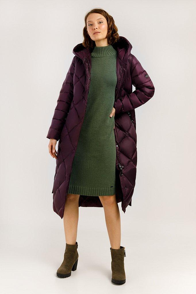 Пальто женское, Модель A19-12002, Фото №2