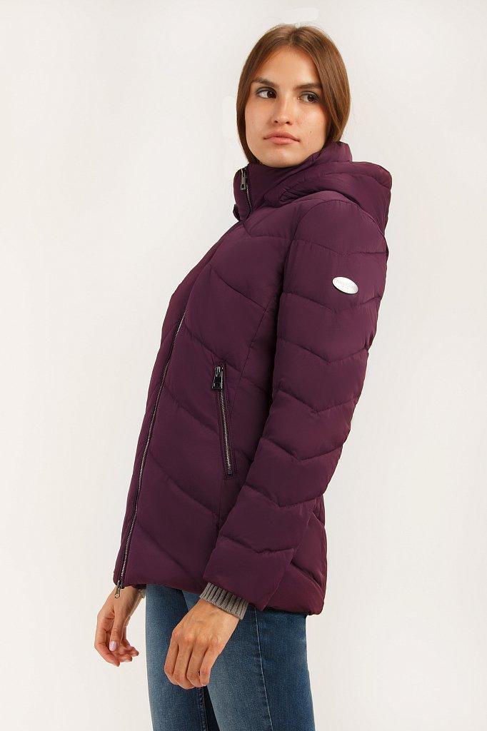 Куртка женская, Модель A19-12009, Фото №3