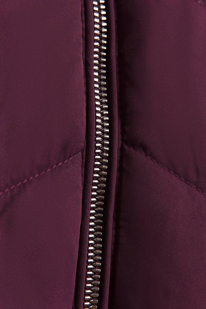 Куртка женская, Модель A19-12009, Фото №5