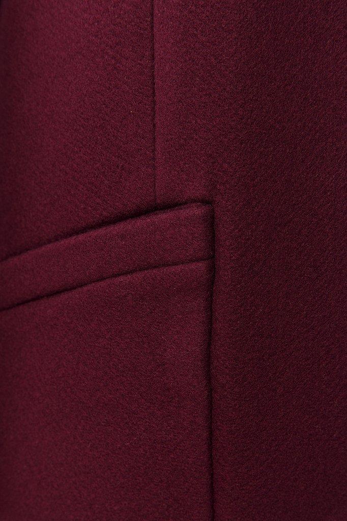 Пальто женское, Модель A19-12025, Фото №5