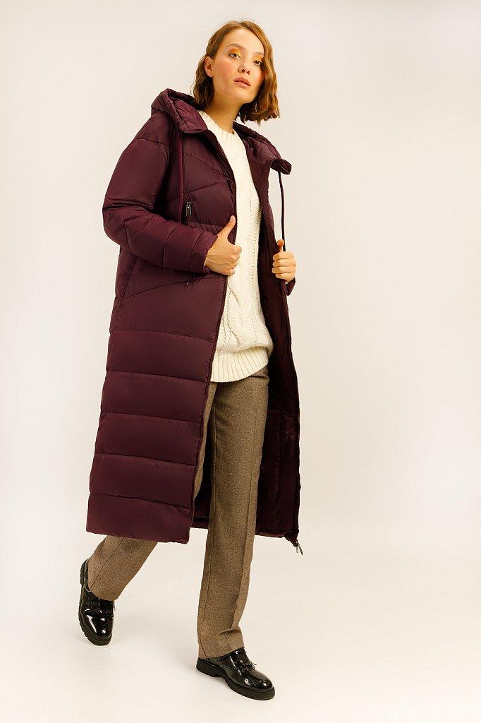 Пальто женское, Модель A19-12039, Фото №2