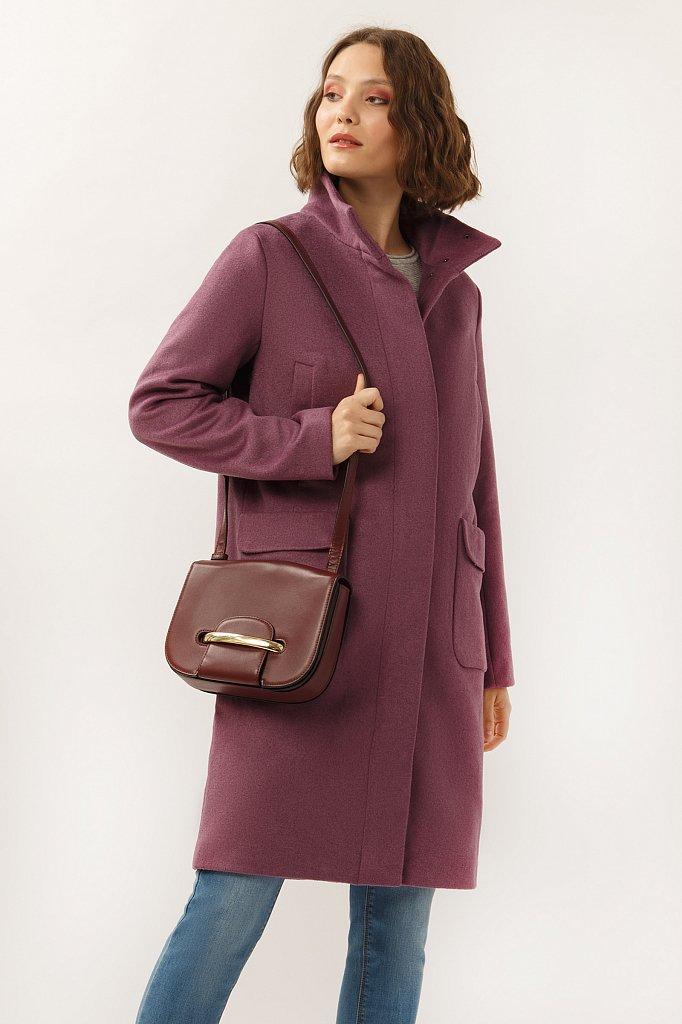 Пальто женское, Модель A19-32008, Фото №1