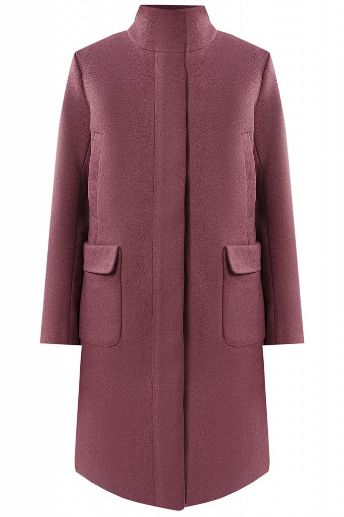 Пальто женское, Модель A19-32008, Фото №6