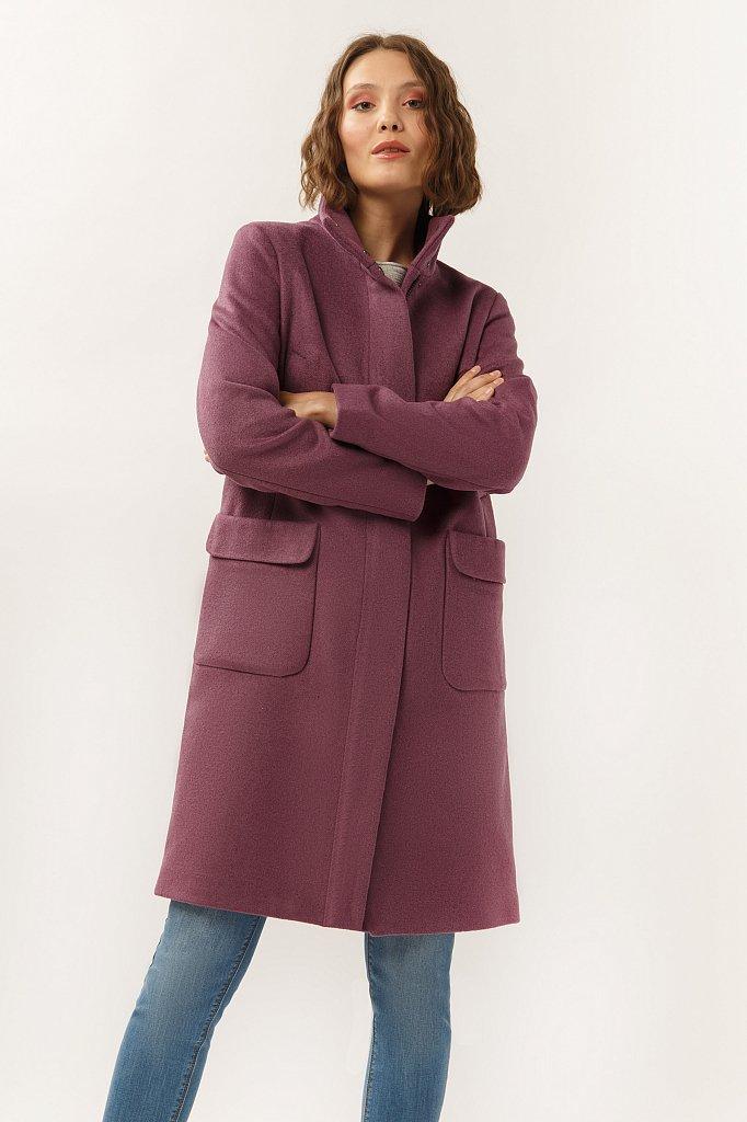 Пальто женское, Модель A19-32008, Фото №3