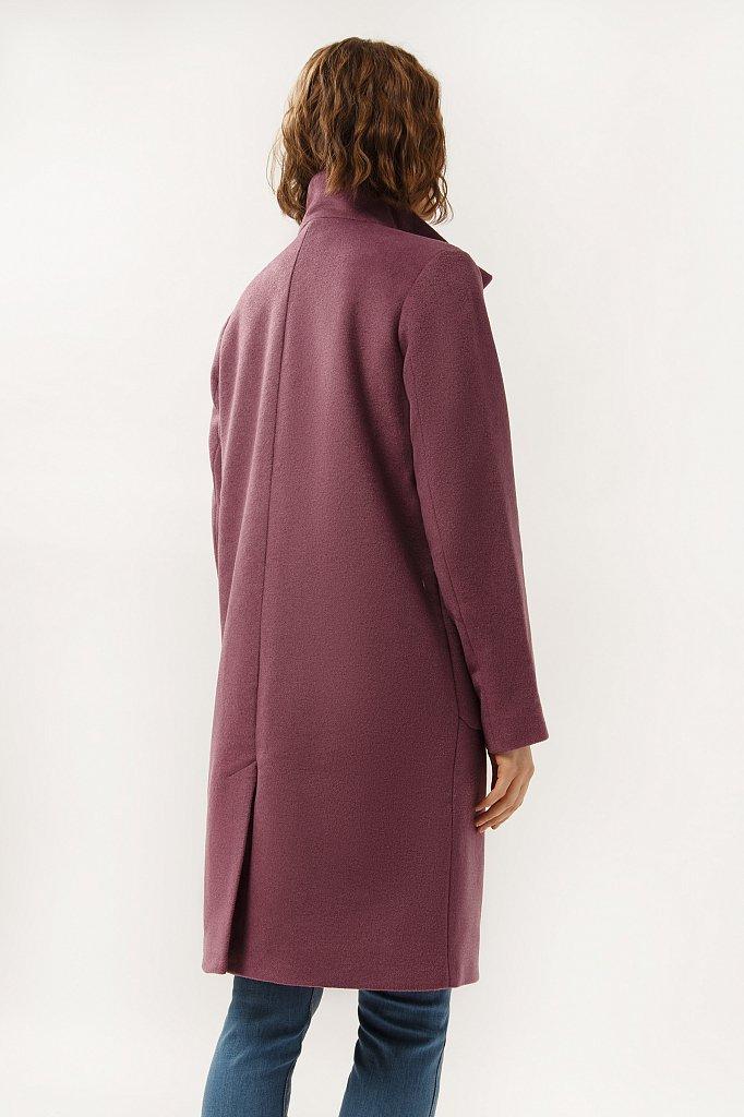 Пальто женское, Модель A19-32008, Фото №5