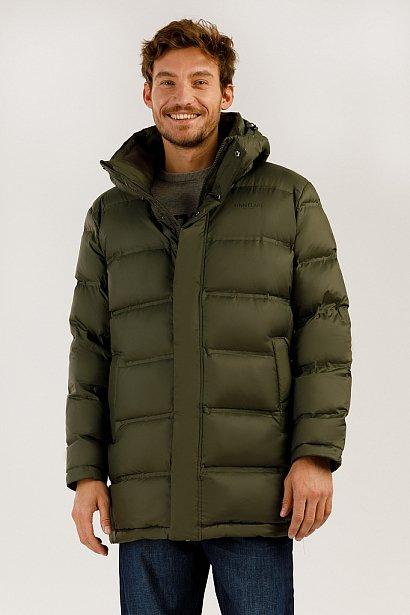 Пальто мужское, Модель A19-21017, Фото №1