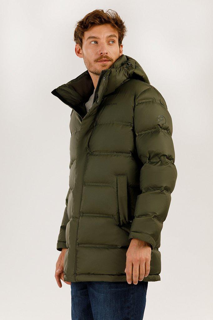 Пальто мужское, Модель A19-21017, Фото №3