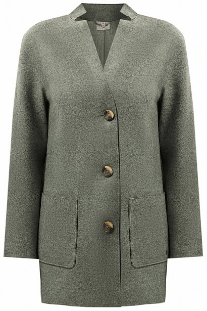 Пальто женское, Модель A19-12041, Фото №6