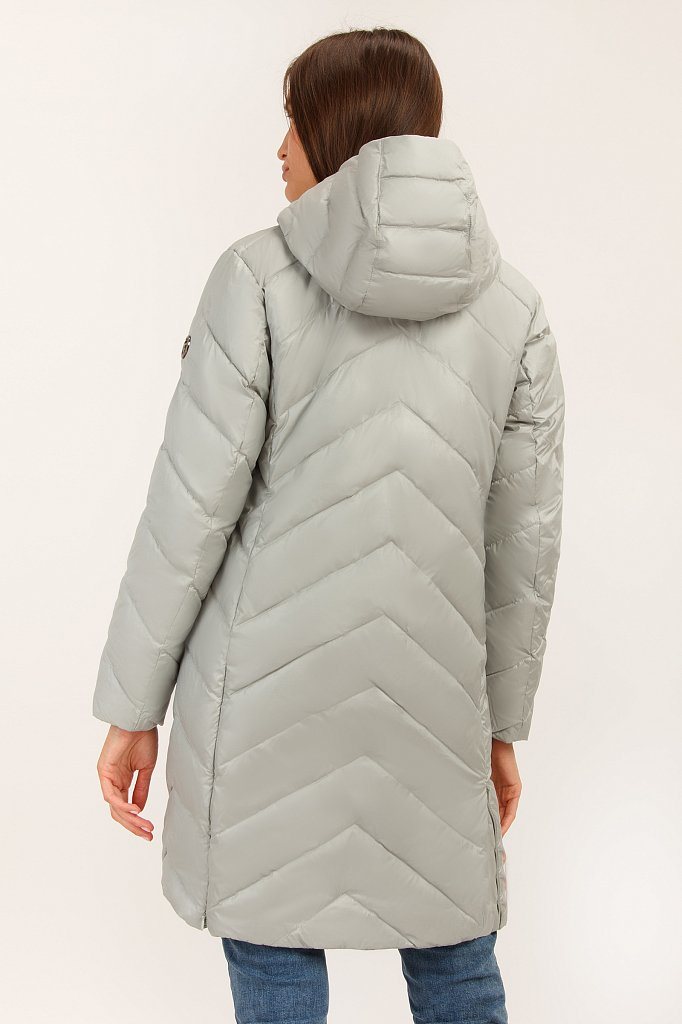 Пальто женское, Модель A19-11013, Фото №4