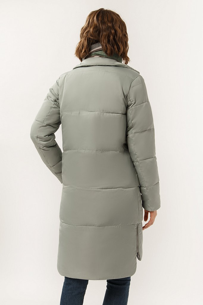 Пальто женское, Модель A19-11031, Фото №4