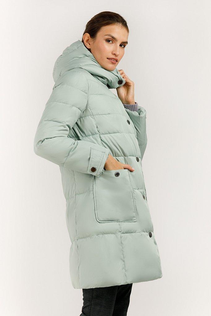 Пальто женское, Модель A19-11033, Фото №3