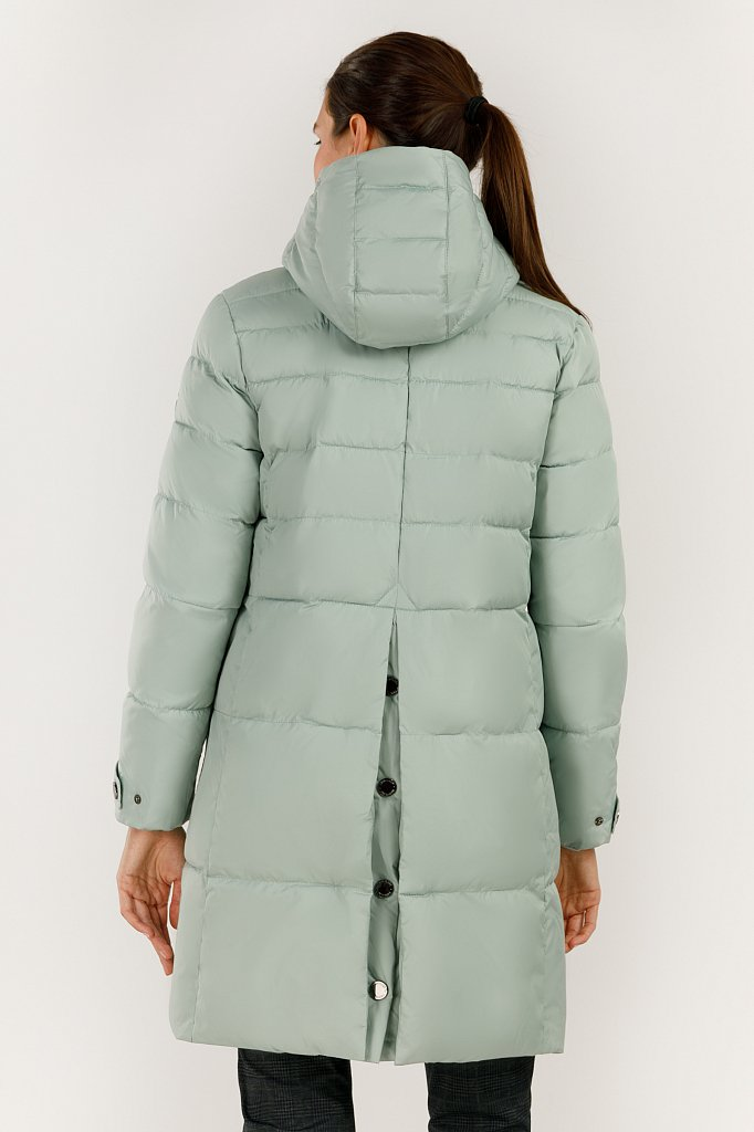 Пальто женское, Модель A19-11033, Фото №4