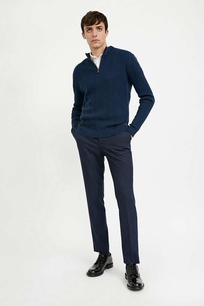 Джемпер мужской, Модель A20-22102, Фото №2