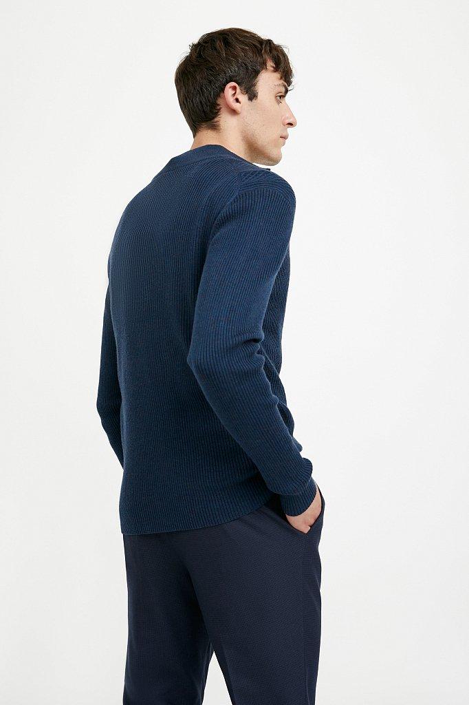 Джемпер мужской, Модель A20-22102, Фото №4