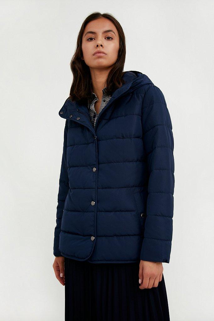 Куртка женская, Модель A20-11002, Фото №1