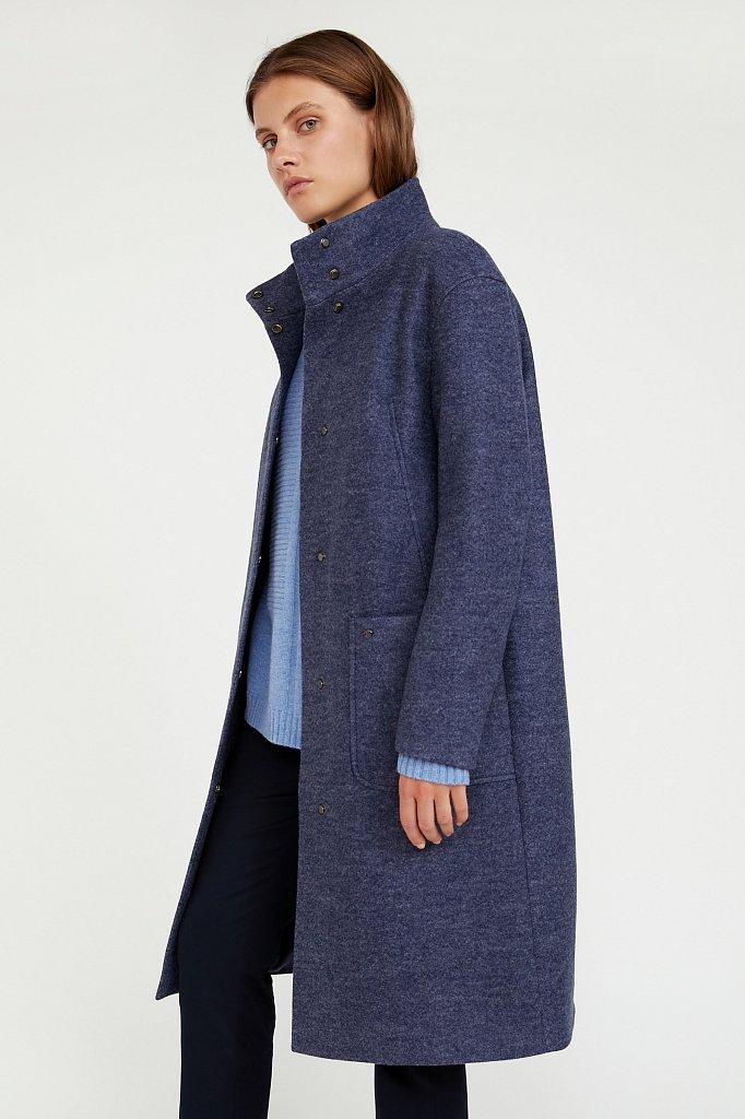 Пальто женское, Модель A20-11017, Фото №3