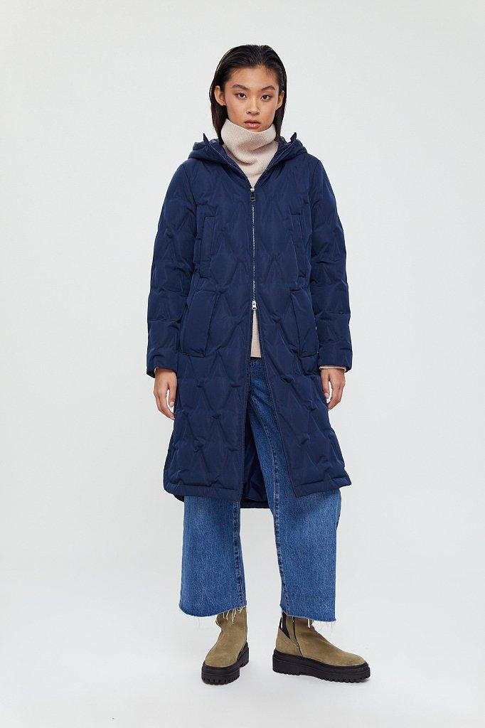 Пальто женское, Модель A20-11025, Фото №2