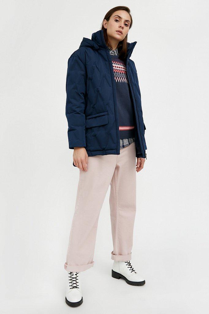 Куртка женская, Модель A20-11026, Фото №2