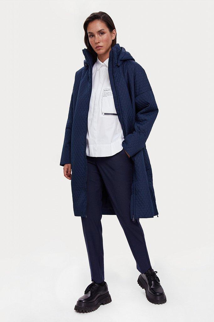 Пальто женское, Модель A20-11029, Фото №1