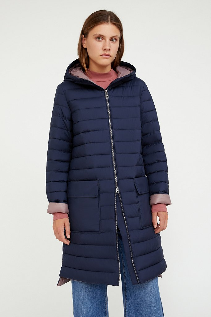 Полупальто женское, Модель A20-11072, Фото №1