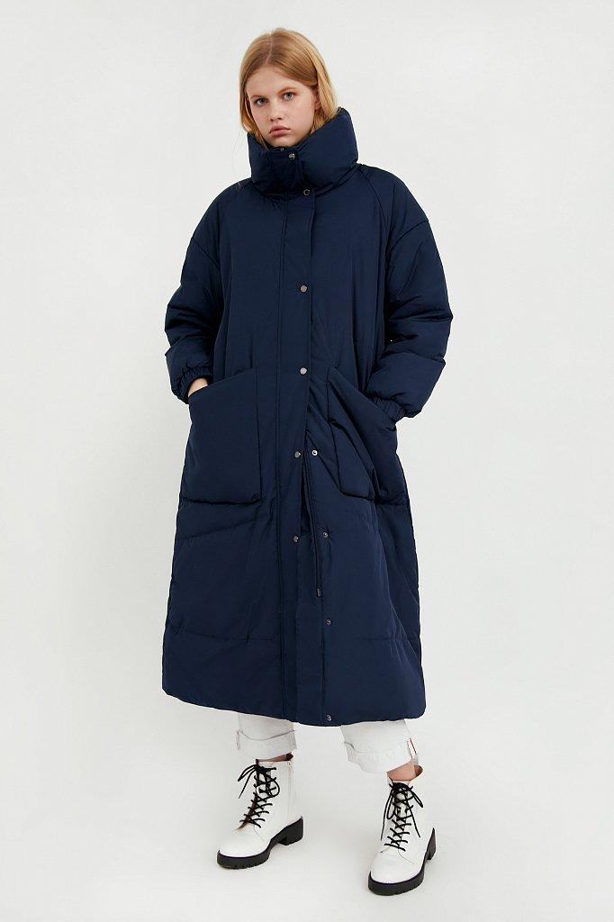 Пальто женское, Модель A20-11078, Фото №1