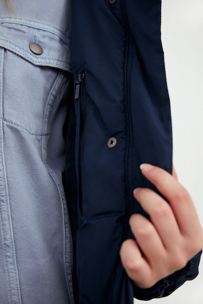 Пальто женское, Модель A20-11078, Фото №3