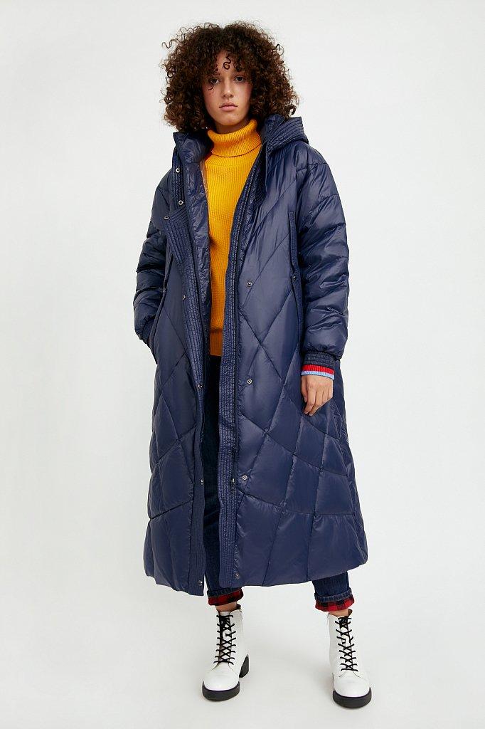 Пальто женское, Модель A20-11081, Фото №1