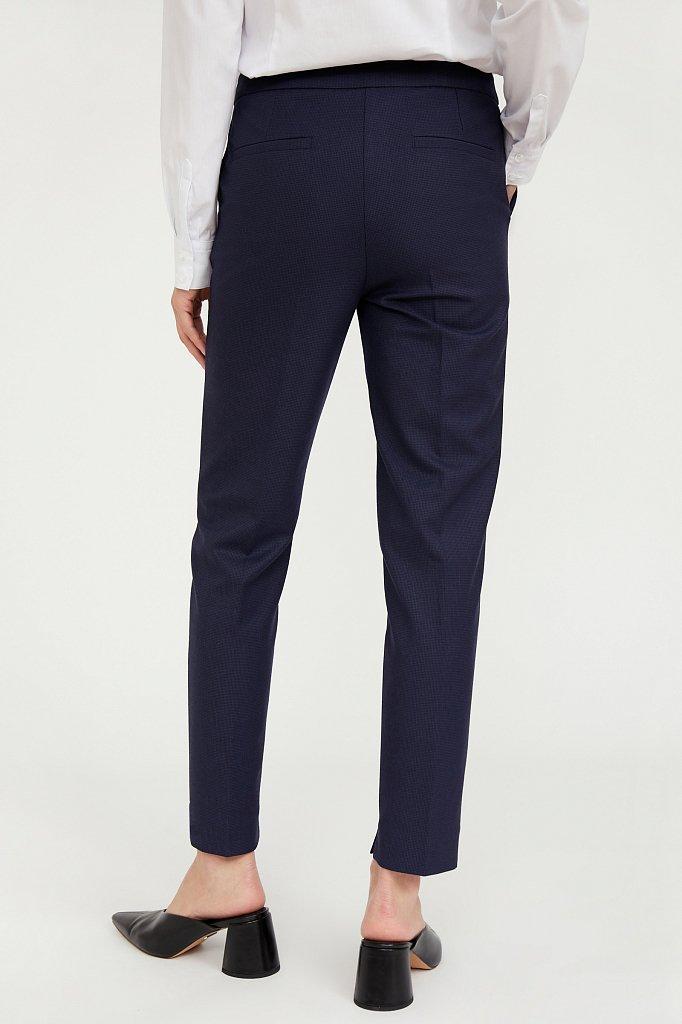 Классические прямые женские брюки со стрелками, Модель A20-11084, Фото №4