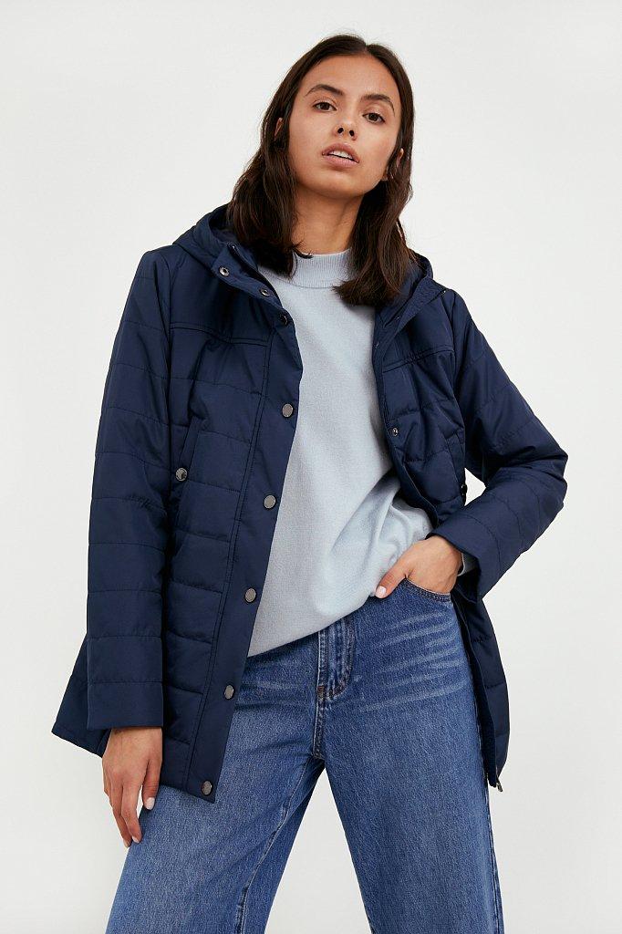 Куртка женская, Модель A20-11087, Фото №1