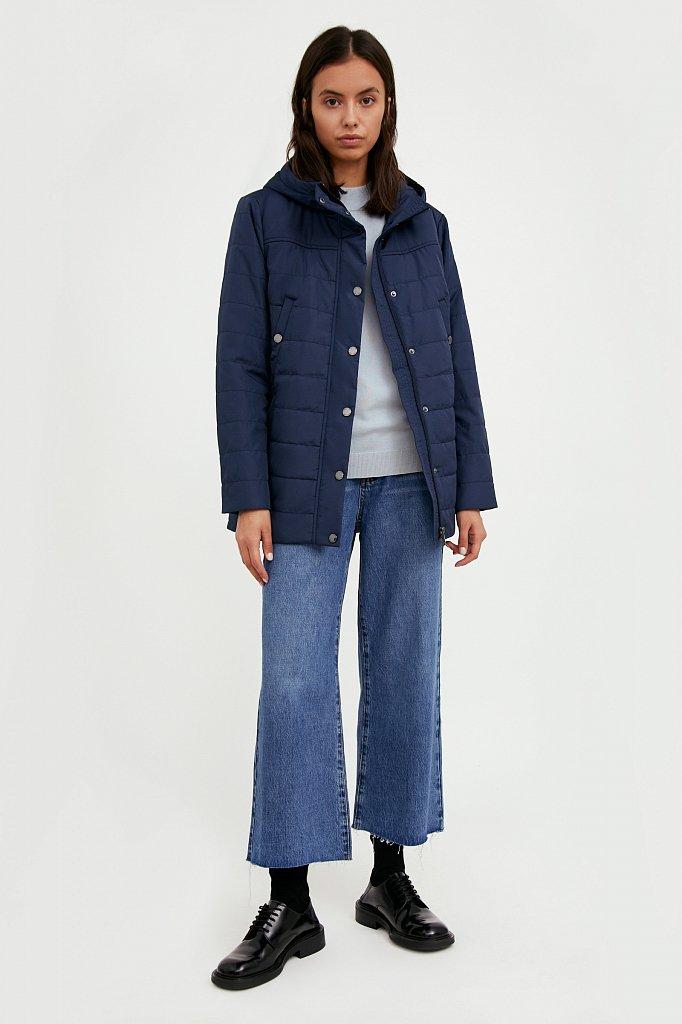 Куртка женская, Модель A20-11087, Фото №2
