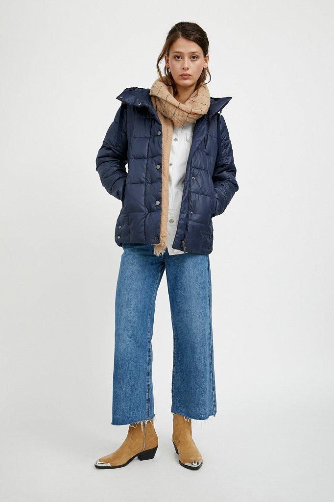 Куртка женская, Модель A20-12002, Фото №2