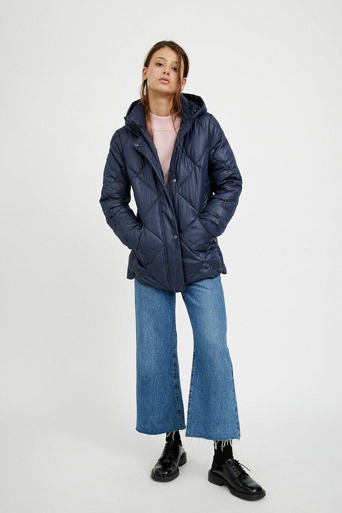 Куртка женская, Модель A20-12003, Фото №2