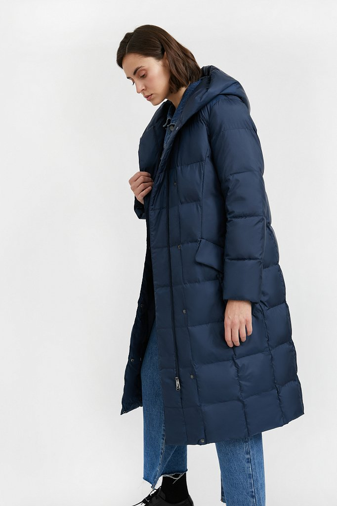Пальто женское, Модель A20-12014, Фото №3