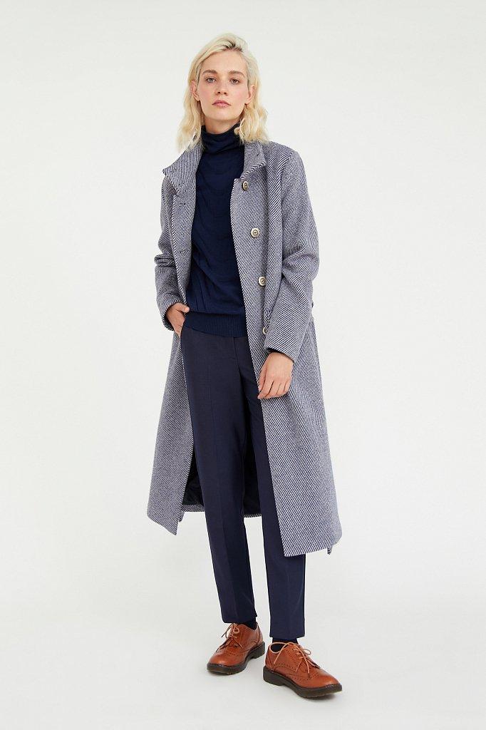Пальто женское, Модель A20-12025, Фото №2