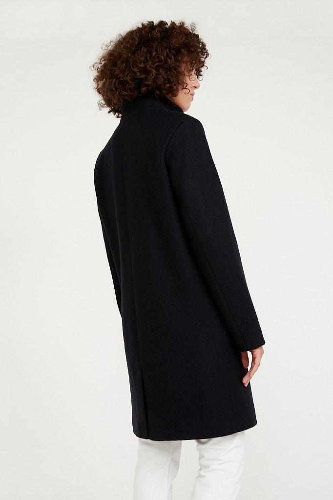 Полупальто женское, Модель A20-12072, Фото №4