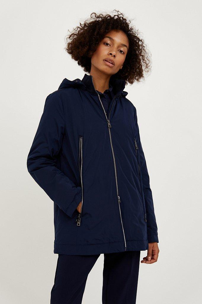 Куртка женская, Модель A20-13007, Фото №1