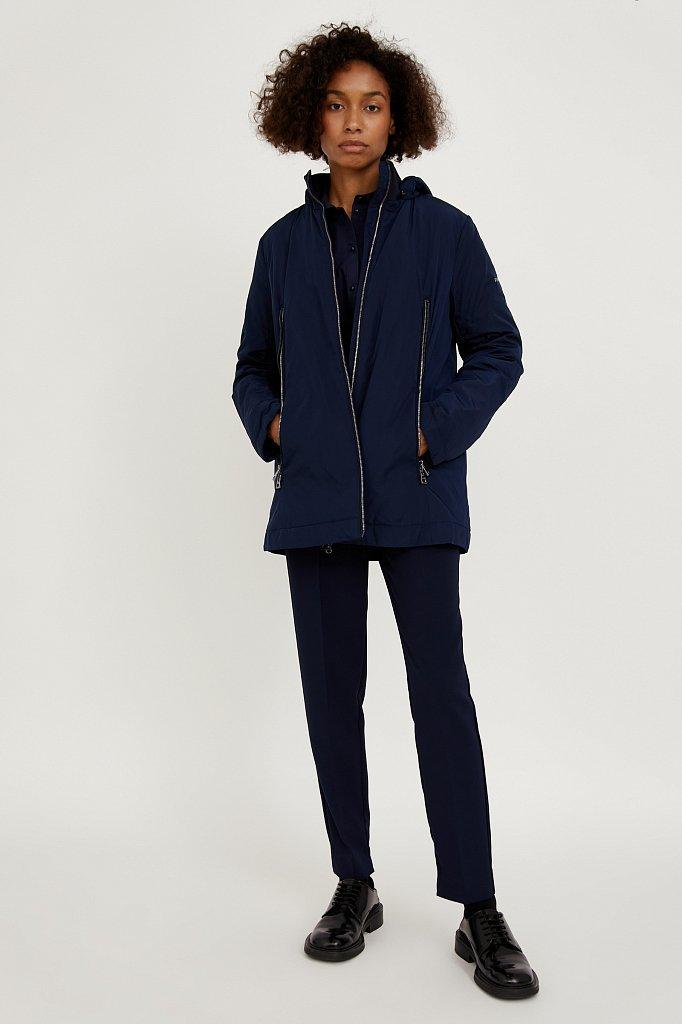 Куртка женская, Модель A20-13007, Фото №2