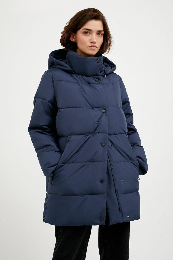 Куртка женская, Модель A20-13008, Фото №1