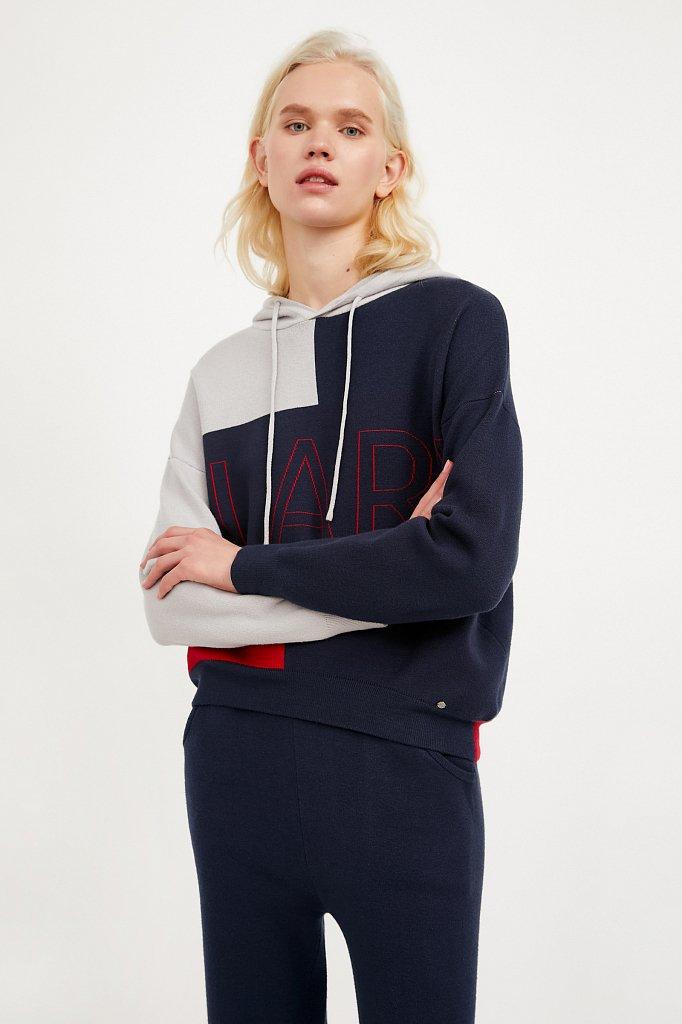 Джемпер женский, Модель A20-13100, Фото №1