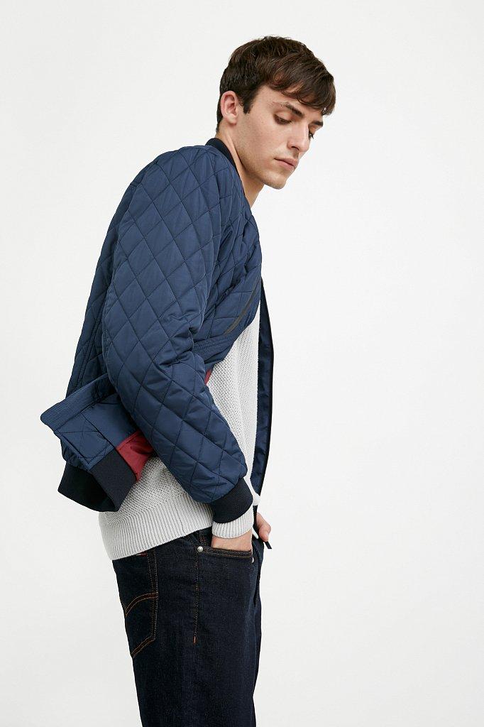 Куртка мужская, Модель A20-21002, Фото №3