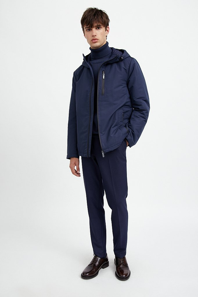 Куртка мужская, Модель A20-21003, Фото №3