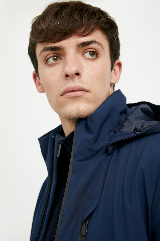Куртка мужская, Модель A20-21006, Фото №6