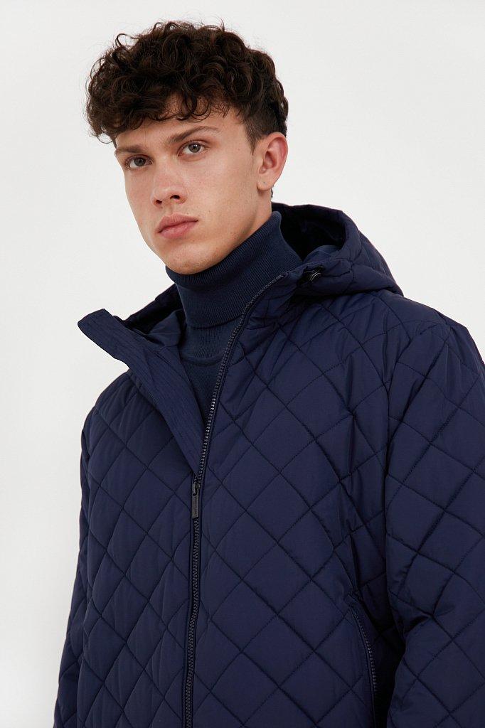 Куртка мужская, Модель A20-21017, Фото №1
