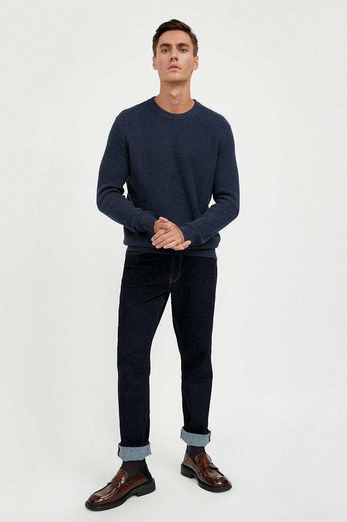 Джемпер мужской, Модель A20-21107, Фото №2