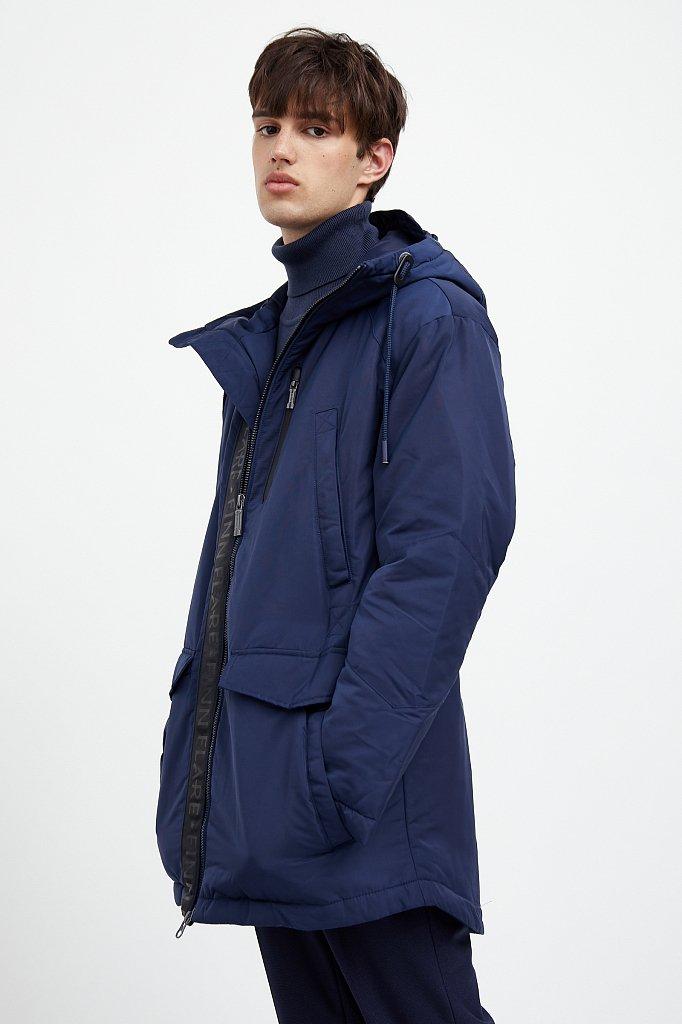 Пальто мужское, Модель A20-22005, Фото №3