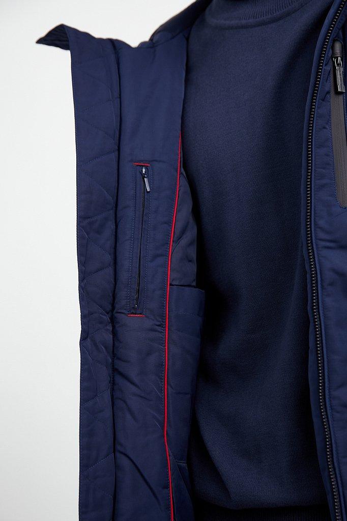 Пальто мужское, Модель A20-22005, Фото №4
