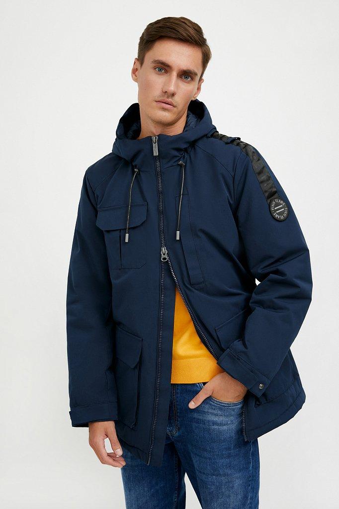 Куртка мужская, Модель A20-22006, Фото №1