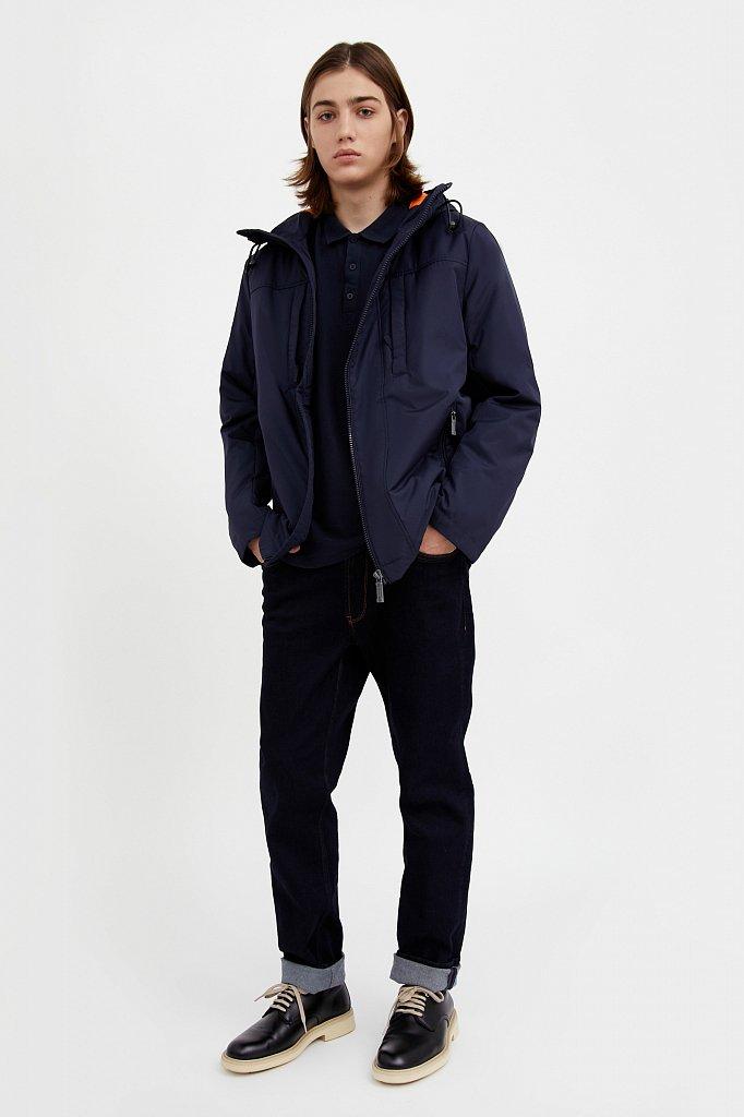 Куртка мужская, Модель A20-22012, Фото №3