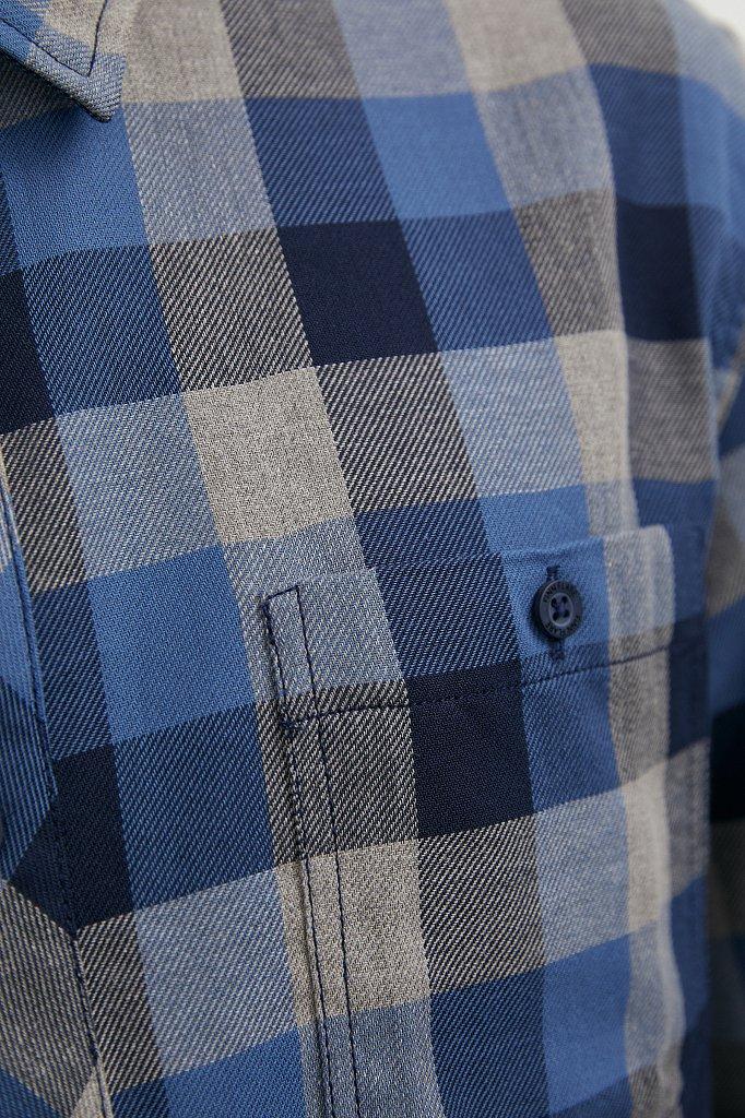 Верхняя сорочка мужская, Модель A20-22028, Фото №6